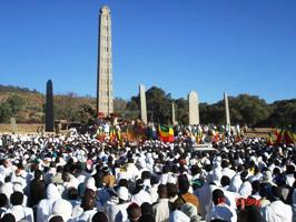 TRIPS TO HISTORICAL ATTRACTIONS OF ETHIOPIA